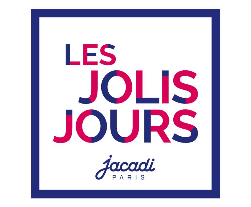 logo JACADI LES JOLIS JOURS
