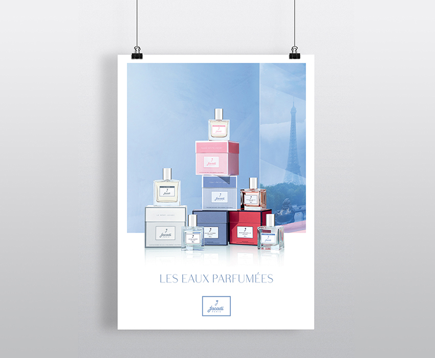 JACADI poster Parfum