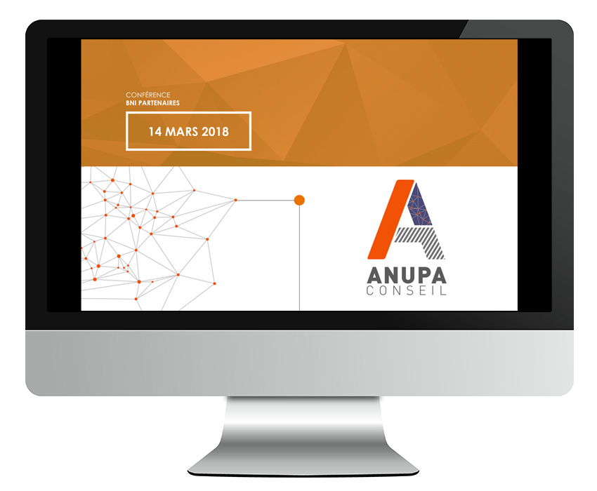 Powerpoint ANUPA CONSEIL