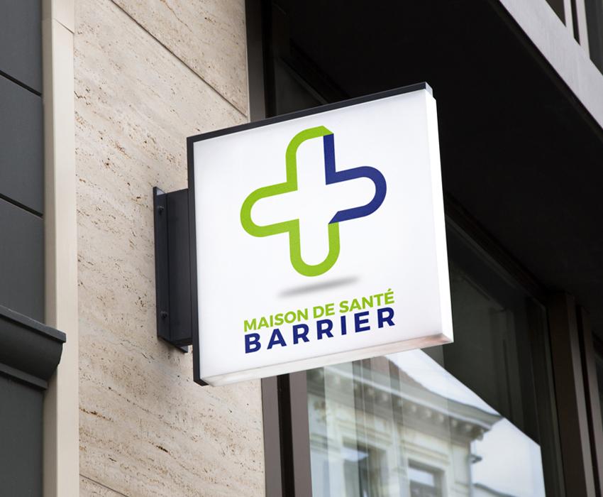 MAISON DE SANTE- rue Barrier PARSI XI