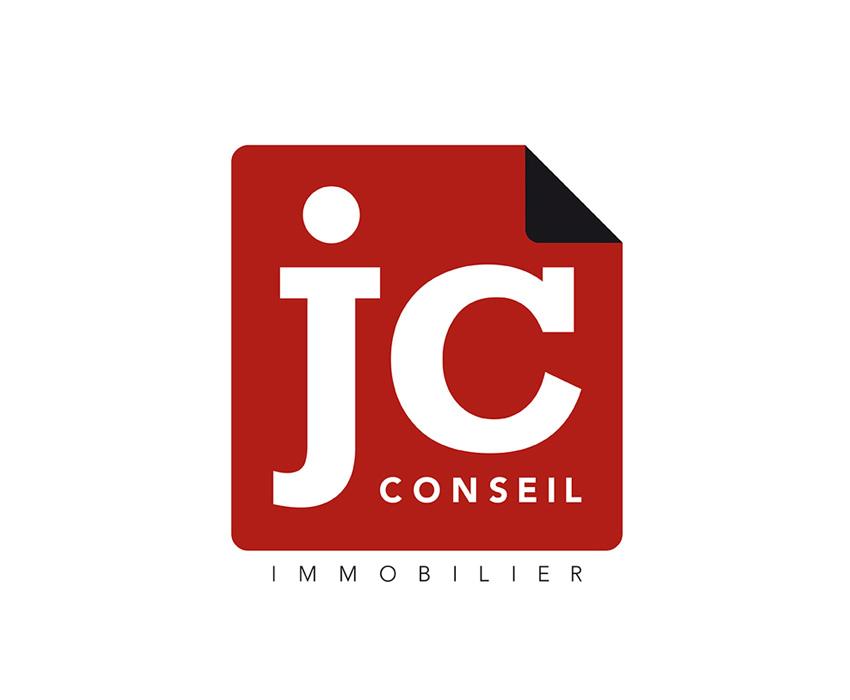 Conception et réalisation du logo pour JCconseil